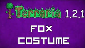 Halloween Event Terraria Mobile by Fox Costume Terraria Wiki Fandom Powered By Wikia