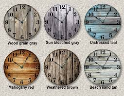 OLD BARN BOARDS Printed Image Wall Clock Rustic Cabin Country Rustic Wall Clock Oversized Oval Roman Numeral 40cm Pallet Wood Diy Youtube Pottery Barn Shelves 16 Image Avery Street Design Co Farmhouse Clocks And Fniture Best 25 Large Wooden Clock Ideas On Pinterest Old Wood Projects Reclaimed Home Do Not Use Lighting City Reclaimed Barn Copper Pipe Round Barnwood Timbr Moss Clock16inch Diameter Products