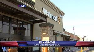 Giant Pumpkin Festival Elk Grove by Long Line Forms For New Elk Grove Walmart Fox40