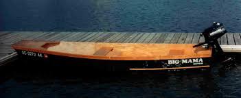big mamma wooden boat plans