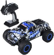 100 Truck Suspension Amazoncom Cheetah King Remote Control Toy RC Rally Car 24