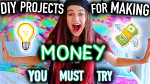 DIY Project Ideas For Making Money You MUST Try
