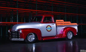 A 61 Chevy C30, 9 Foot Stepper Called