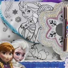 Para Colorear Frozen Olaf