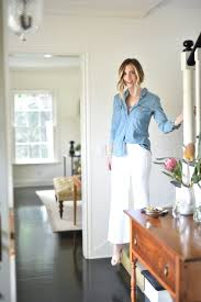 Cupcakes And Cashmere Chambray Top MOTHER Denim