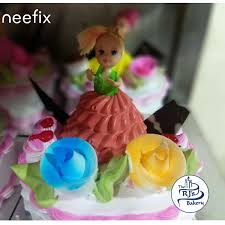 Reddy Flowers Online Barbie Cake Congratulations Occasion Reddy