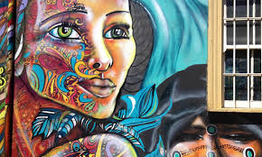 Famous American Mural Artists by Chile Cool Art Music And Graffiti In Laid Back Valparaíso