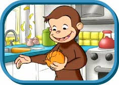 Caillou In The Bathtub Reaction by Curious George Episode Descriptions Pbs Parents
