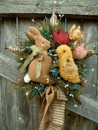 Primitive Easter Home Decor by Easter Primitive Country Decorating Ideas Country And Primitive