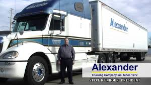 About Alexander Trucking Company - YouTube Trucking Companies In Texas And Colorado Heavy Haul Hot Shot Company Failures On The Rise Florida Association Autonomous To Know In 2018 Alltruckjobscom Inspection Maintenance Tips For Trucking Companies Long Short Otr Services Best Truck List Of Lost Income Schooley Mitchell Asanduff Located Accra Is One Top Freight Nicholas Inc Us Mail Contractor Amster Union Trucks Publicly Traded Wallpaper Wyoming Wy Freightetccom