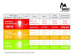 are efficient light bulbs affordable if so how much can i save