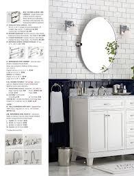 Bathroom Towel Bar Height by Pottery Barn Bed U0026 Bath Spring 2017 D1 Page 66 67