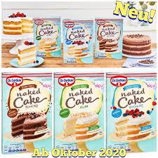 foodschau werbung dr oetker cake