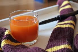 Pumpkin Juice Harry Potter Recipe by Motto Fräulein Tunichtgut