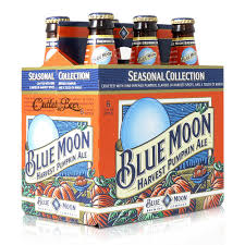 Harvest Pumpkin Ale Blue Moon by Pack Cerveja Blue Moon Harvest Pumpkin Ale 355ml