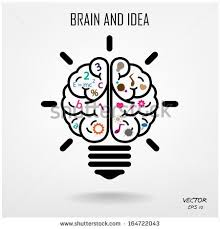 Creative Brain Idea Concept Background Design For Poster Flyer Cover Brochure Business Dea Abstract