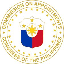 Commission On Appointments Wikipedia