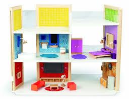 Hape Kitchen Set Australia by Amazon Com Hape Wooden Doll House Diy Dream Doll Kid U0027s Play Set
