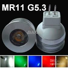 mr11 35mm g5 3 mr16 pin base led bulb 3w white warm green blue