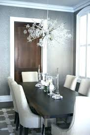 Dining Room Chandelier Height Above Table Chandeliers Size