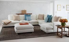 Modani Miami Sofa Bed by Collection In White Fabric Sofa With Modani Giovani White Fabric