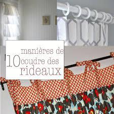 rideaux de cuisine originaux 10 façons de confectionner des rideaux de petit citron