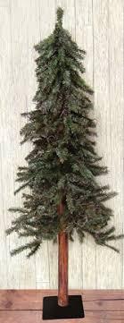 Rustic German Alpine Tree
