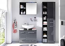 küchen preisbombe badmöbel badezimmer nele 3tlg set in