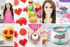 Nerdy Nummies Halloween by Wilton Partners With Rosanna Pansino Creator Of Youtube U0027s Most