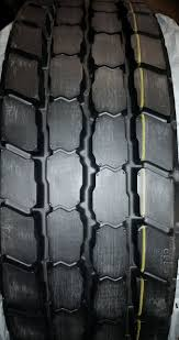 100 Recap Truck Tires 4 Retreads 12r225 APW Mixed Service Truck Tire Radial
