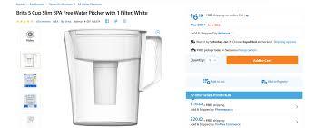 Brita Water Filter Faucet Walmart by Best Water Filter Pitcher Reddit Alkaline Water Filter Pitcher