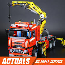 100 Bricks Truck Sales Technic Series Page 2 Buildingblockerstore