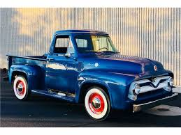 1955 Ford F100 For Sale | ClassicCars.com | CC-1055190 The Mid50s Ford F100 Was A Mean Ride For Sale 1955 Pickup Completely Original Unstored Courier Wikipedia For Sale Near Fort Worth Texas 76137 Classics On Blue Front Angle Panel Truck Hot Rod Network Ford Stepside Pickup Service Truck Project Runs Visual History Of The Bestselling Fseries Affordable Vintage Ruelspotcom Tempe Arizona 85284 Classic 566 Dyler