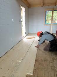 Floor Spruce Up