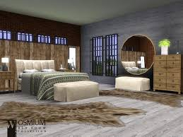 Osmium Bedroom Found In TSR Category Sims 3 Adult Sets