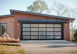 contemporary lighting outdours garage mounted lights