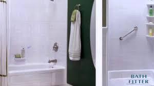Acrylic Bathtub Liners Diy by Bath Fitter Acrylic Bathtub Liners Youtube