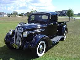 100 1937 Plymouth Truck How Rare Are 19361939 Ply Pickup Trrucks The HAMB