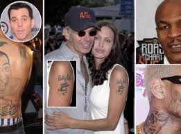 The 30 Worst Celebrity Tattoos Of All Time Thumbnail