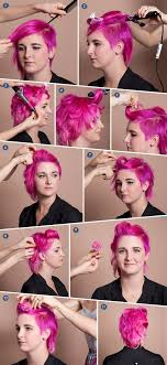 16 Fancy Hairstyle Tutorials For Short Hair
