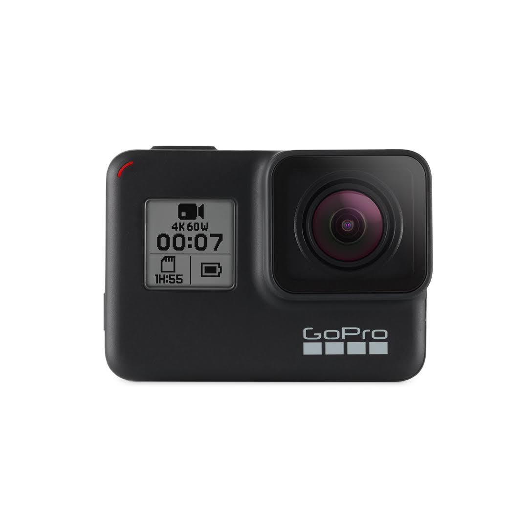 GoPro HERO7 Black 12.0 MP Action Camera - 4K - Black