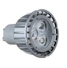 cool white 8 watt gu10 led spot light bulbs 8000k 7500k cri 70 for