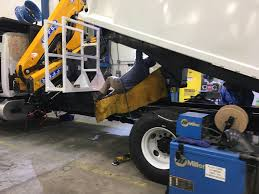 100 Truck Hoist Repairing A Dump Truck Hoist Or How To Be The Meat Of A Dump Truck