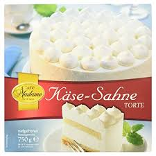 café madame käse sahne torte 750 g tiefgefroren