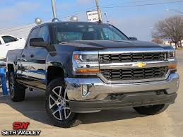 Used 2016 Chevy Silverado 1500 LT 4X4 Truck For Sale In Ada OK - JT714