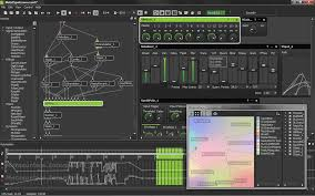 The AudioMulch User Interface