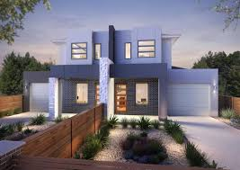 100 Modern Homes Victoria Aurora 214 Dual Occupancy Home Designs In GJ Gardner