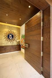 100 Dipen Gada Vinay Shah Residence Associates Ceiling Sliding Patio