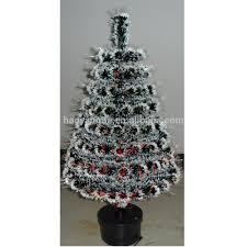 Small Fibre Optic Christmas Trees by Fiber Optic Christmas Tree White Fiber Optic Christmas Tree White