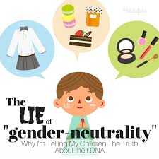 "The Lie of Gender ""Neutrality"" and Why I m Telling My Children the Truth About Their DNA"